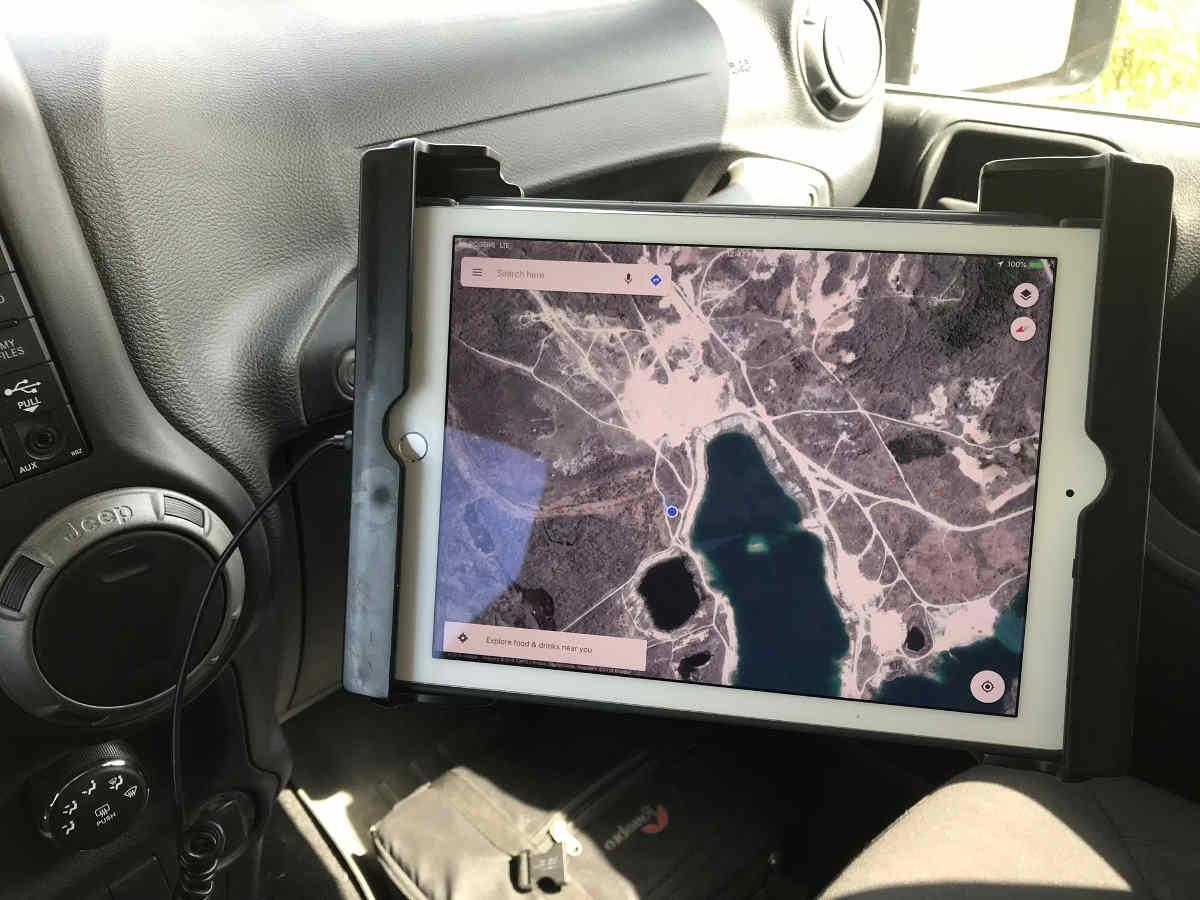 Trail GPS - Jeep Wrangler Forum